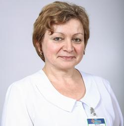 Щербенко Зухра