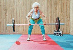 физ активность