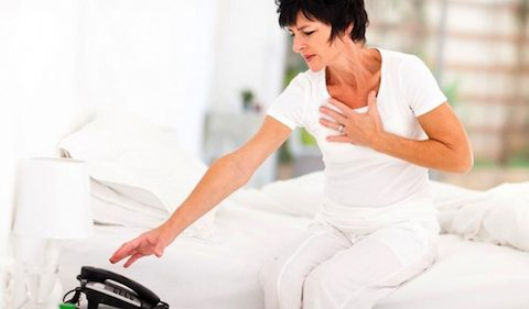 Аритмия-сердца