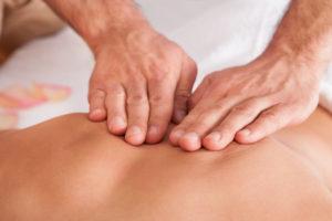 Медицинский массаж всего тела